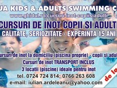 Aqua Kids & Adults Swimming Club Bucuresti